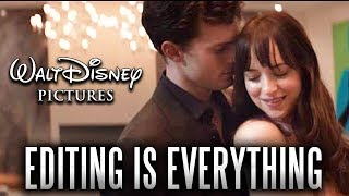 IF FIFTY SHADES OF GREY WERE A DISNEY MOVIE