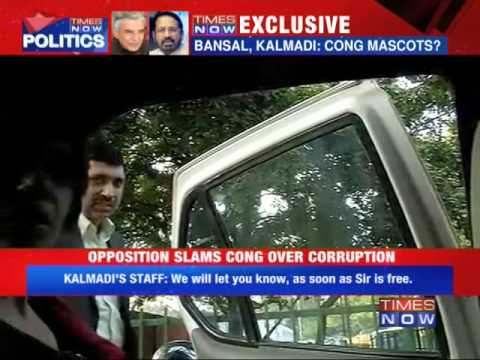 TIMES NOW report: LS tickets for Pawan Bansal, Suresh Kalmadi?