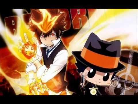 Katekyo Hitman Reborn Opening 1 video