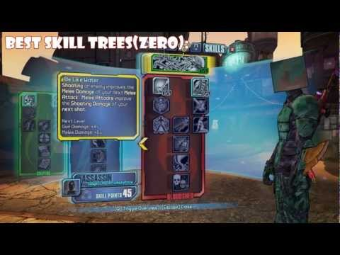 11.334.000 Damage   The best sniper build ( zero )   Borderlands 2   # 1
