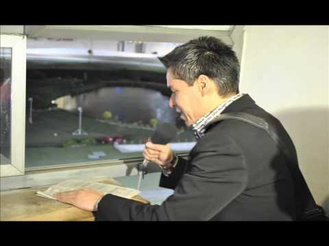 Toño Esquinca Inaugura temporada 2010 en el Hipodromo de las Americas