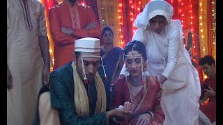 Dhaani Parshiya Marriage in Serial Ishq Ka Rang Safed | 1st August 2016 Full Episode
