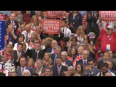 Wisconsin Gov. Scott Walker: 'America deserves better'
