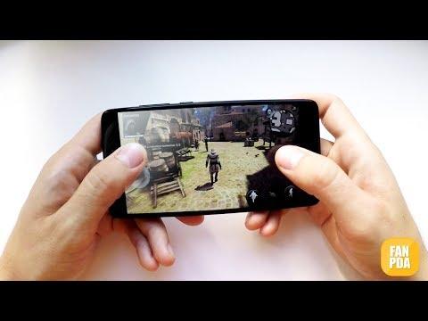 Как идут игры на Xiaomi redmi Note 4x / Global