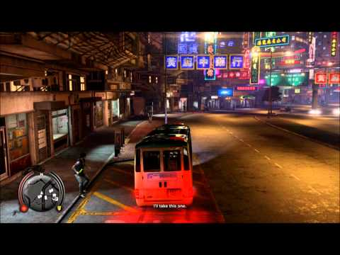 Sleeping Dogs - GTX 550 Ti/Corei7/16Gbram