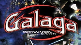 Galaga Destination Earth #1 w/Cheats