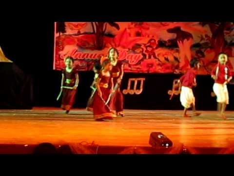 Group Dance On Kannada Folk Song video
