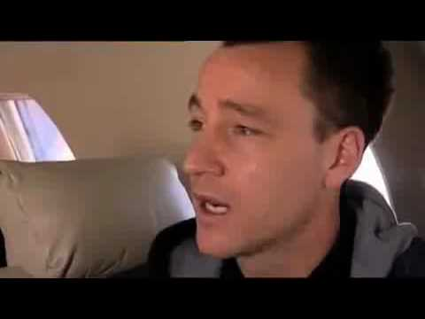 John Terry'd First Interview Since The Wayne Bridge Scabdal