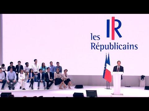 Discours de Nicolas Sarkozy au Congrès du 30 mai 2015