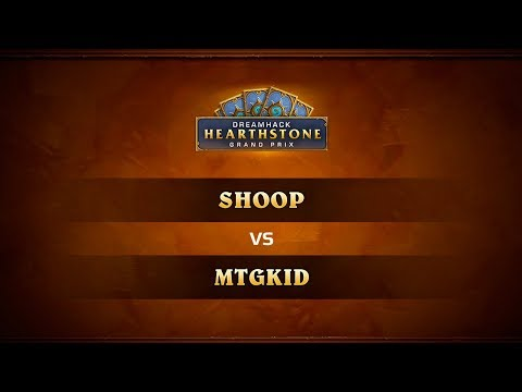 SHOOP vs MTGKID, DreamHack Denver 2017