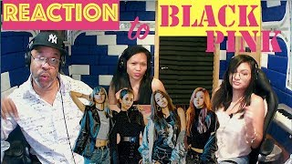 Producer Reaction To BlackPink - Whistle (휘파람)