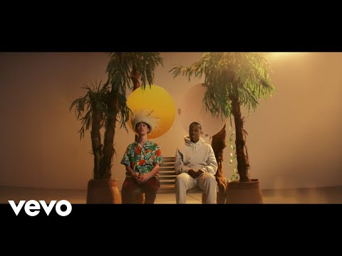Jacob Collier - Time Alone With You (feat. Daniel Caesar) Official Video