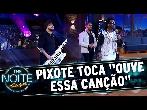 The Noite (14/09/16) - Pixote toca