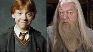 Ron Weasley is Dumbledore Theory
