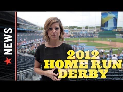 2012 MLB Home Run Derby