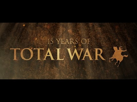 15 Years of Total War