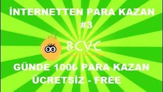 Link Kısalt Para Kazan - BC.VC - İnternetten Para Kazan #3