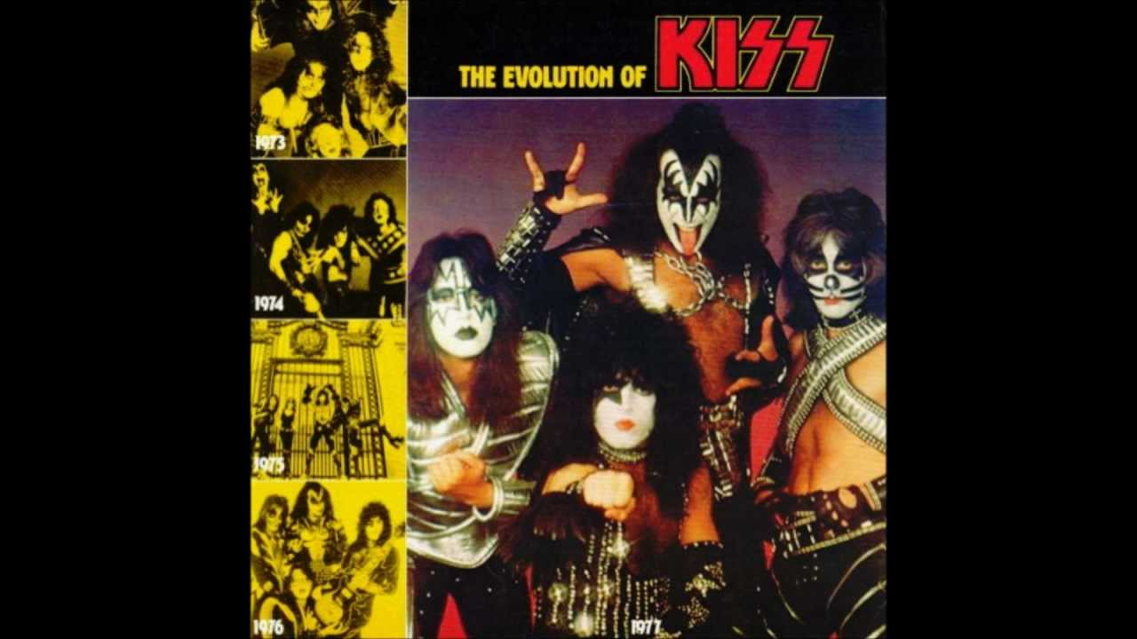 Kiss Alive Ii Full Album Vinyl Cut Youtube