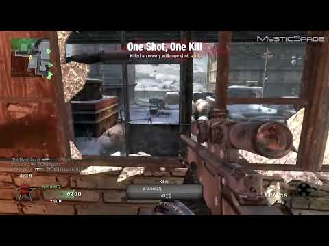 Advanced Warfare Sniping thoughts (Black Ops Gameplay)