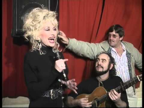 Dolly Parton in Paídi Ó Sé's Pub