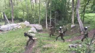 """Paintball AREA Flattach / Mölltal - """"Woodland Action"""""""