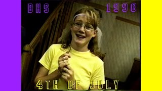 Basalt High School Crew Aspen Fireworks 1998