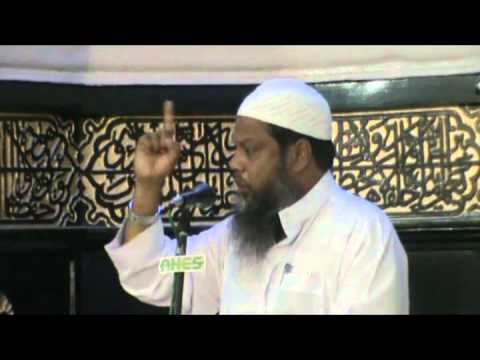 A`aza ki gawahi by Shakeel Ahmed (president AHES) اعضا ء کی گواہی