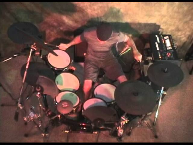 Soul Vaccination - Tower of Power Drum Cover