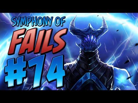 Dota 2 Symphony of Fails - Ep. 74