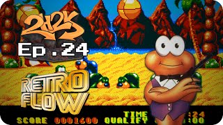 The Aquatic Games starring James Pond | Retro Flow | Ep.24
