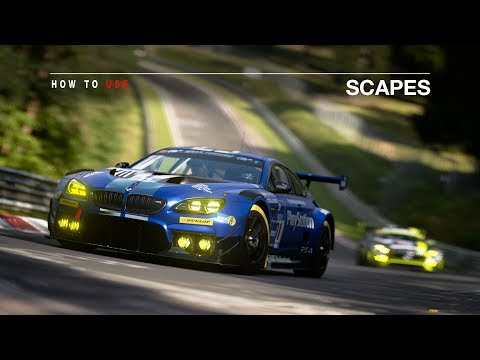 INSIDE GRAN TURISMO SPORT Vol.3 : HOW TO USE SCAPES