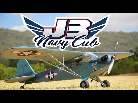 H-King J3 Navy Cub - HobbyKing Product Video