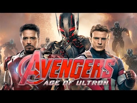 RMN: Age Of Ultron First Look, Aquaman Movie, The Jungle Book (ep.85)
