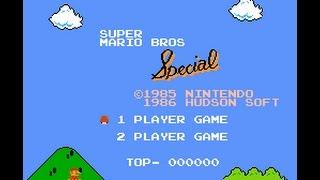 Super Mario Bros. Special (SMB1 Hack)