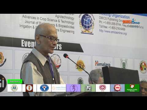 Mohan Kanda, IAS presentation@Agri 2014