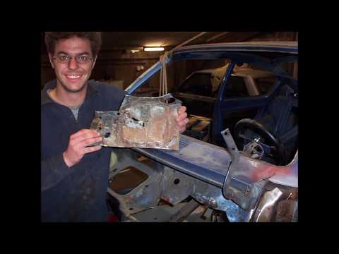 Restauratie Opel Kadett C Coupe 1 6 Naar 2 0