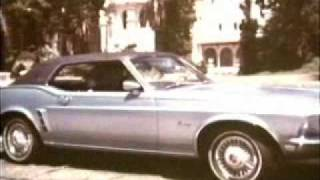 1969 Ford Mustang Grande Commercial