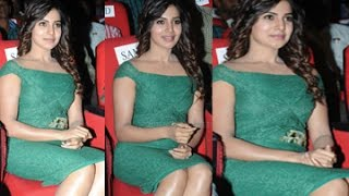Samantha at Sikindar Audio Launch Photos