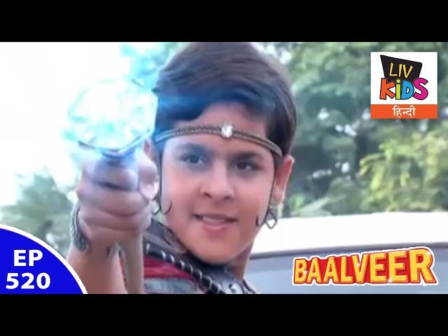 Baal Veer - बालवीर - Episode 520 - Baalveer - The Savior For Everyone thumbnail