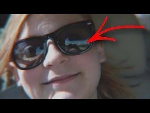 Çektiği Selfie'deki Tüyler Ürpertici Detayı Sonradan Fark Etti.