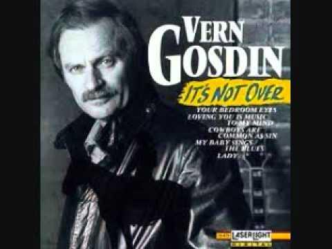 Vern Gosdin - Love Is Like An Echo