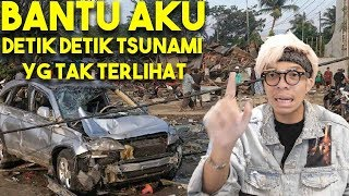 TOLONG AKU! Detik Detik Tsunami Yg ini udah liat?