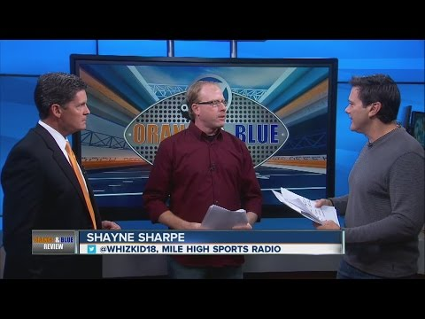 Shayne Sharpe, from Mile High Sports Radio, analyzes the Broncos-Raiders game