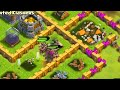 CLASH OF CLANS -BARBARIAN ONLY 3 STAR WTF! NO SPELLS!