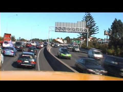 Bang Bus Beach Hop 2009 Part 1 thursday.wmv Video