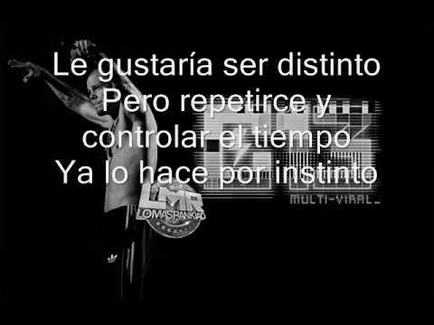 Asi de grandes son las ideas - Calle 13 (letra)