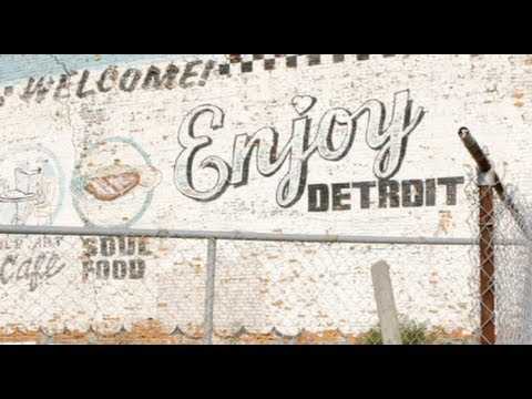 Say Nice Things About Detroit Book Video