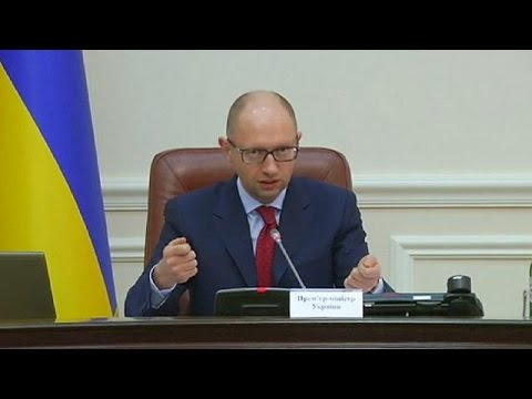Ukraine starts civil service purge in bid for quick path to EU membership