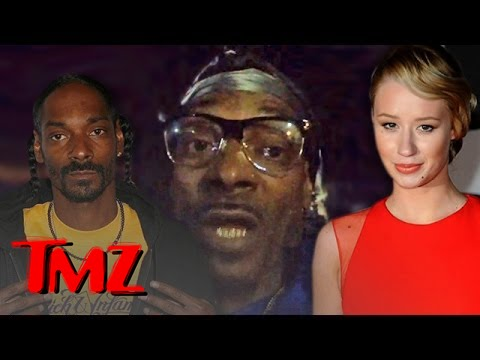 Snoop Takes Feud with Iggy Nuclear!!