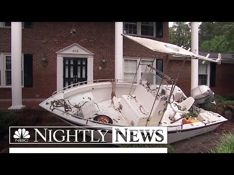 South Carolina Flooding: If This Small Boat Could Tell a Story | NBC Nightly News